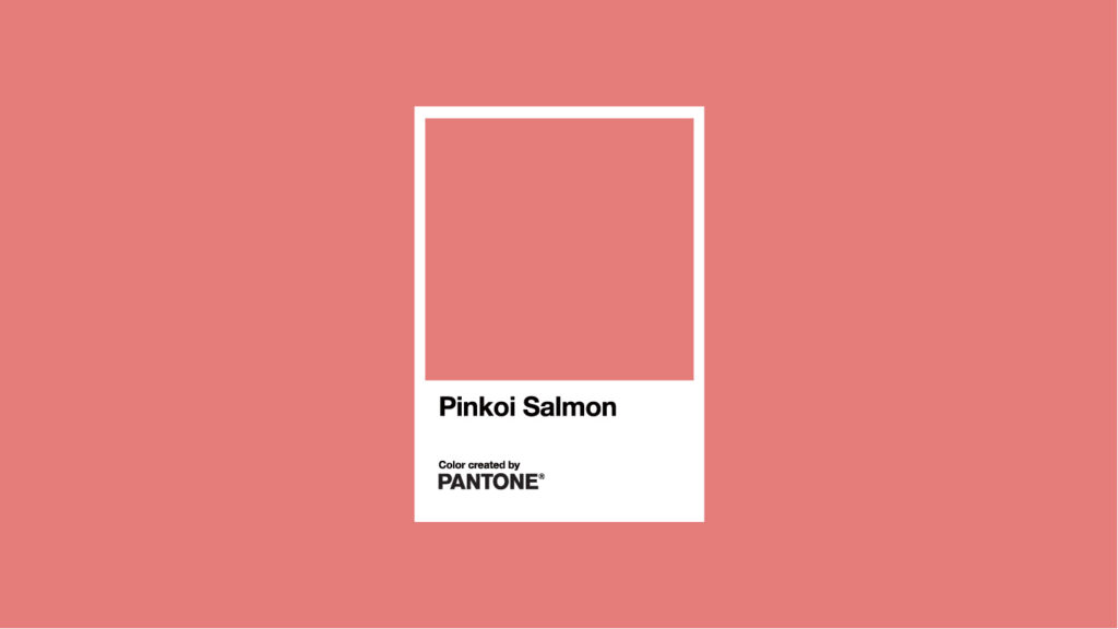 パントン Pantone ネイビー Pinkoiサーモンピンク サーモンピンク ピンク