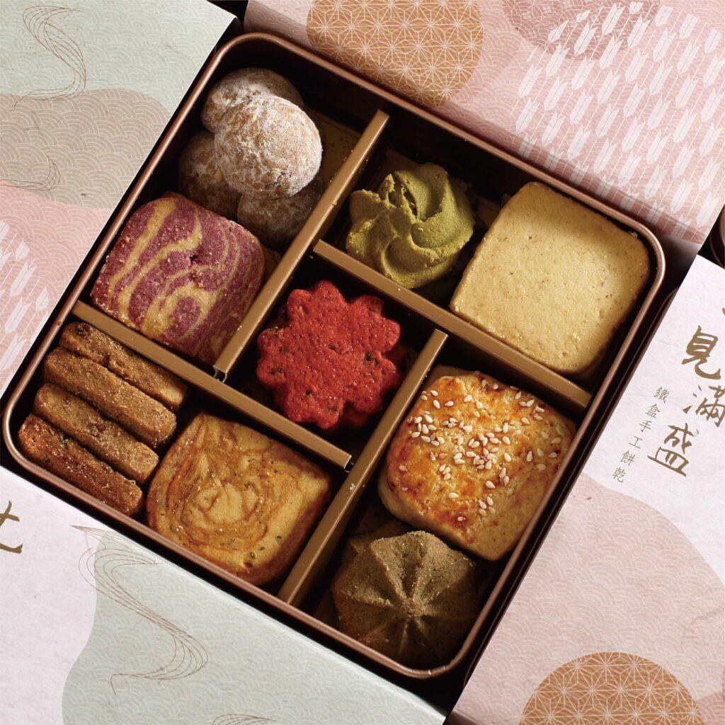 母親節禮物 小食禮盒 七見櫻堂 手工餅乾