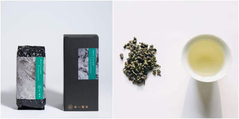 四季春茶葉 冷泡茶