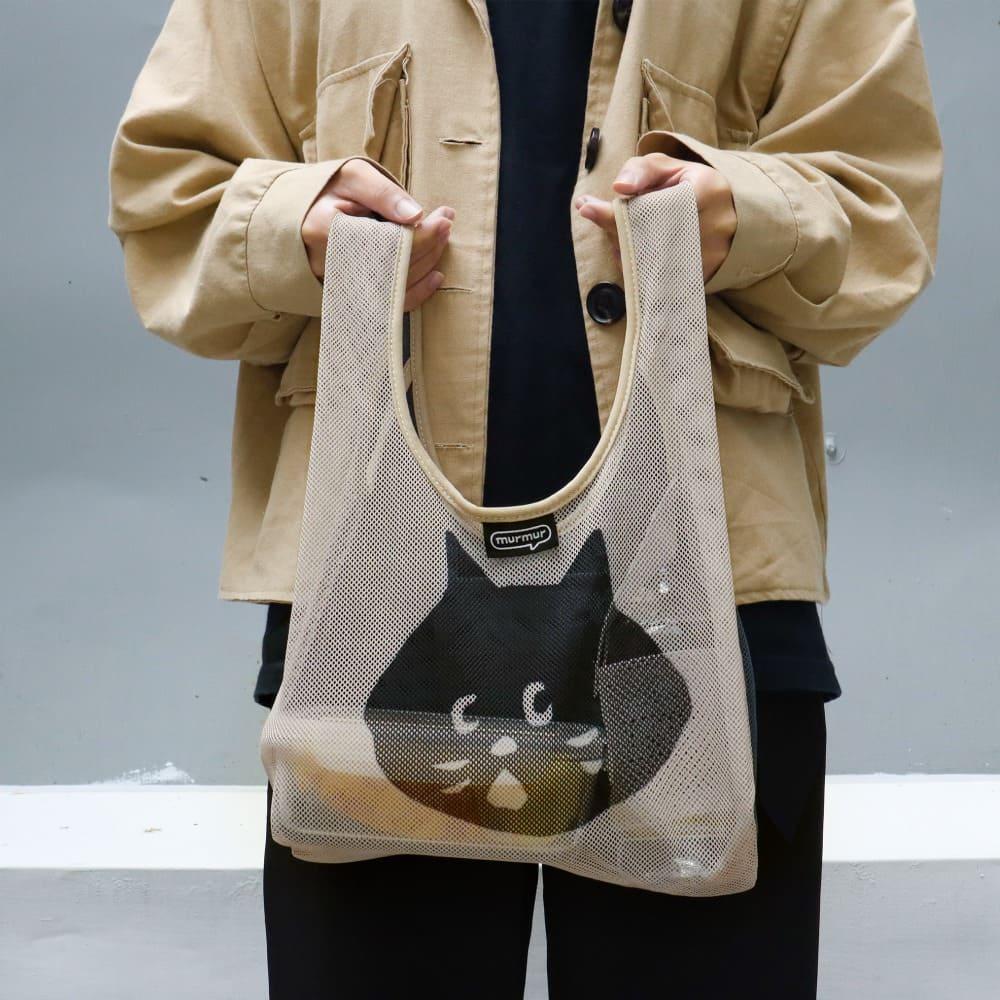 NYA- にゃー 環保袋