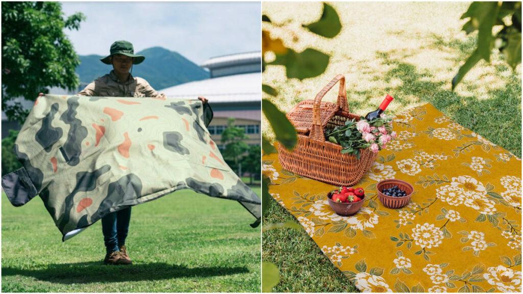 台灣及日本製 野餐墊 推薦 野餐墊哪裏買