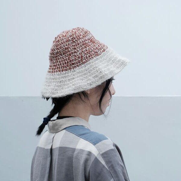 短臉型 漁夫帽