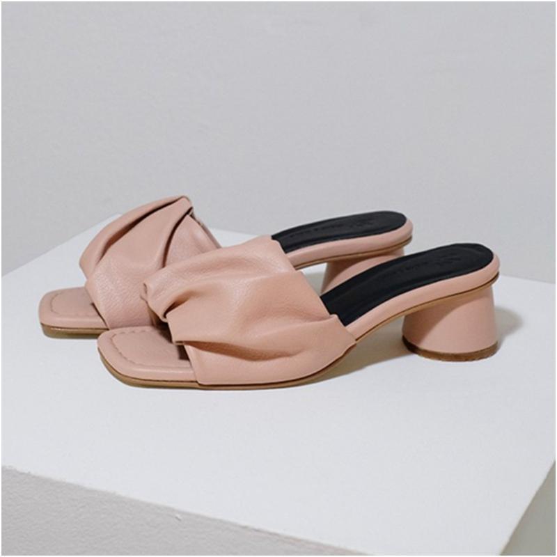 BLOSSOM 露趾高跟鞋