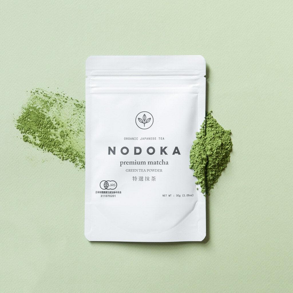 NODOKA 特選抹茶