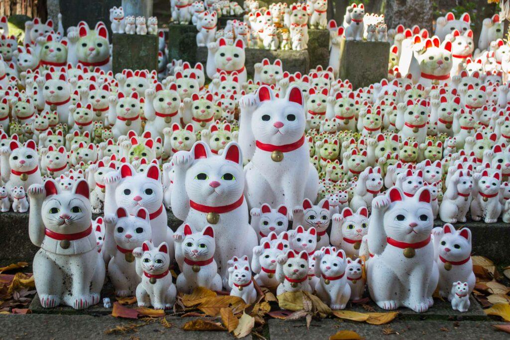 招財貓 日本