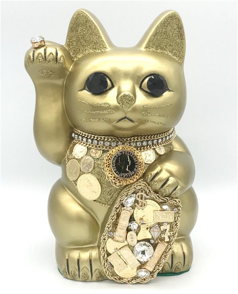 富翁 招財貓 Millionaire Cat