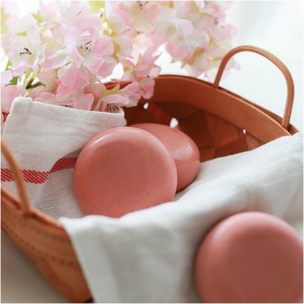 沐時光 溫泉櫻花皂 香氛皂 禮盒 番梘