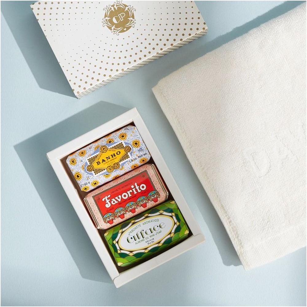 香氛皂 禮盒 番梘