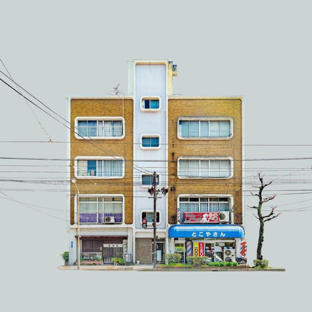 日本 建築 大山顯