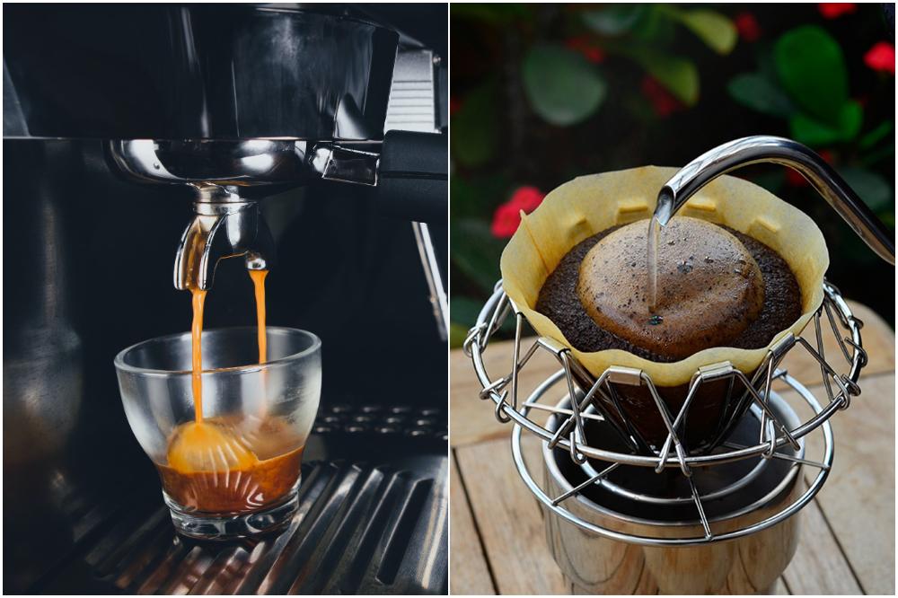 Expresso 手沖咖啡 濃縮咖啡