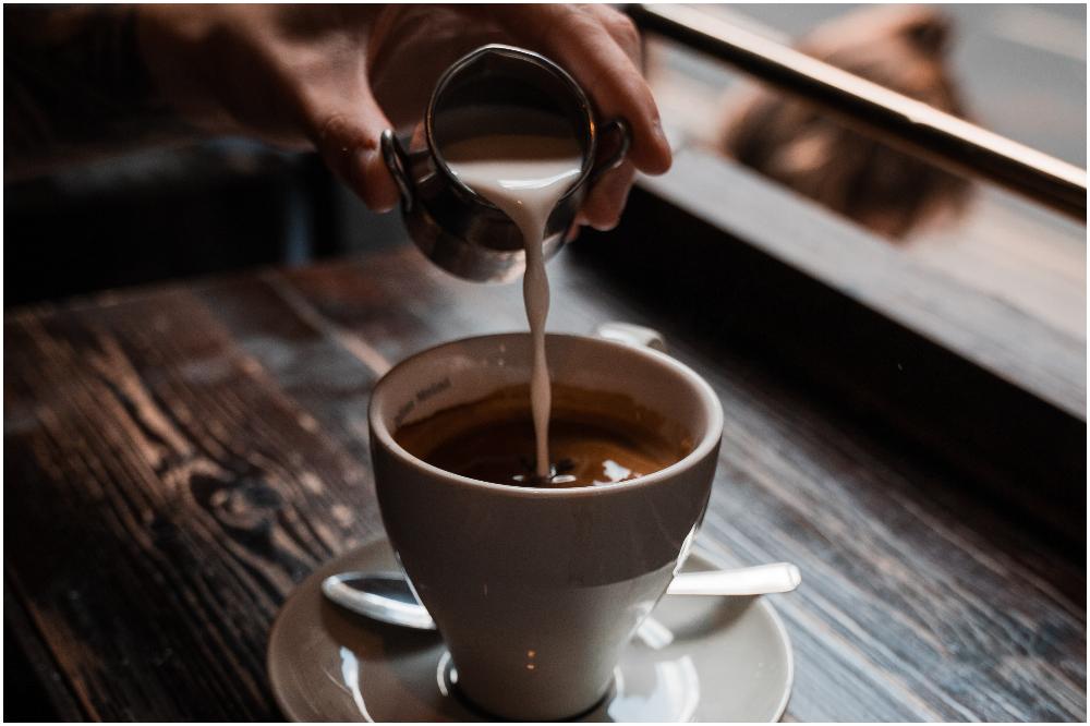 美式咖啡 牛奶