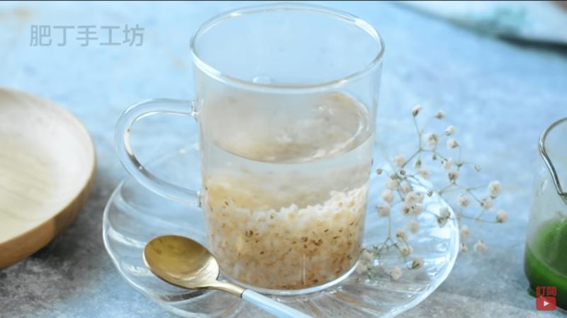 玄米茶 玄米 糙米
