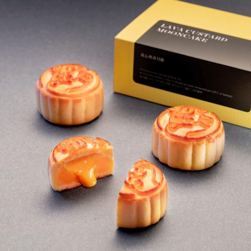 月餅2021 望月 流心奶黃月餅 香港製造