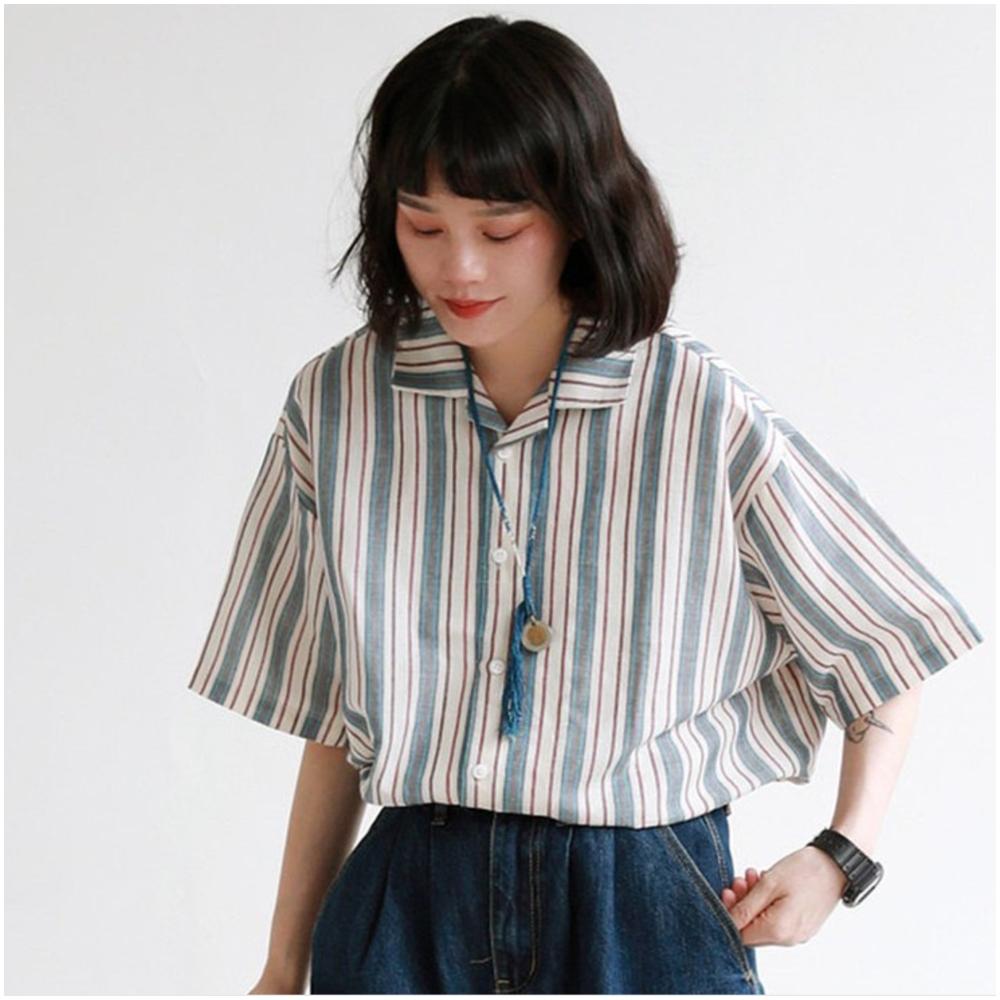 日系元氣少年襯衫(按上圖訂購)