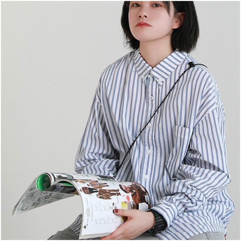 中性長袖襯衣(按上圖訂購)