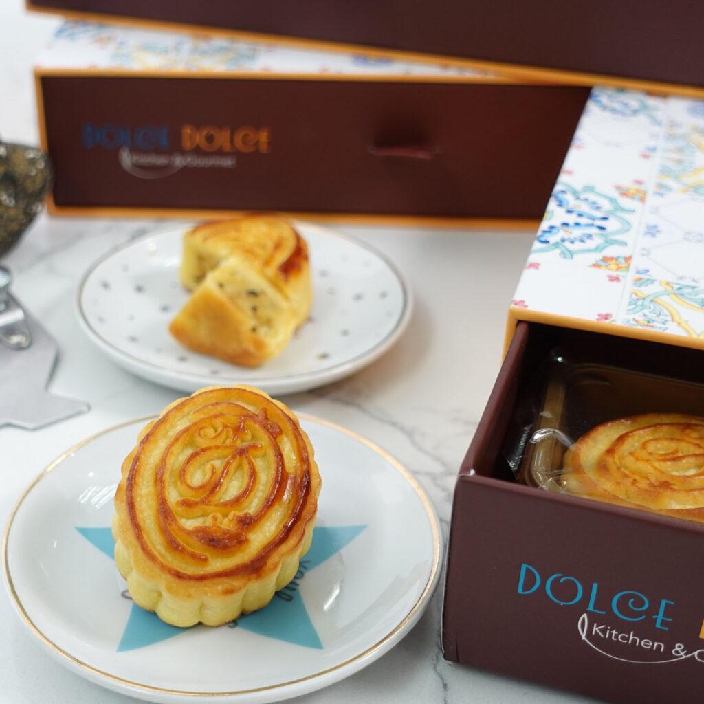 月餅2021 松露月餅 Dolce Dolce Kitchen & Gourmet 香港製造