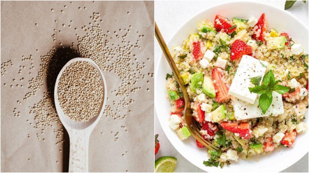 經常聽到藜麥營養價值高,又適合減肥人士食用,到底藜麥是甚麼?齊來認識這款「超級食物」吧!
