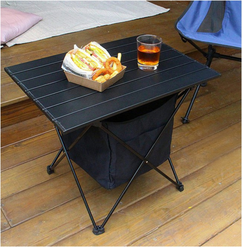 可攜式捲捲桌(按上圖訂購)