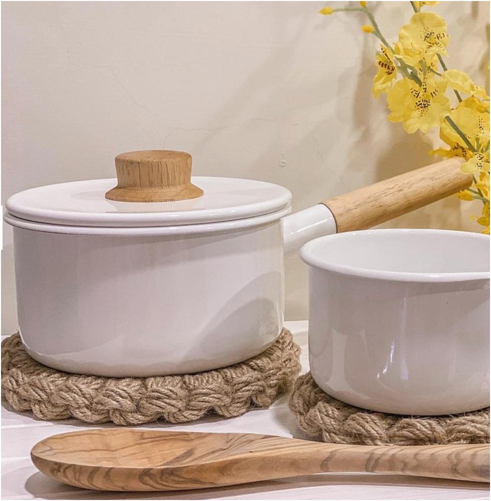 麻繩鍋墊(按上圖訂購)