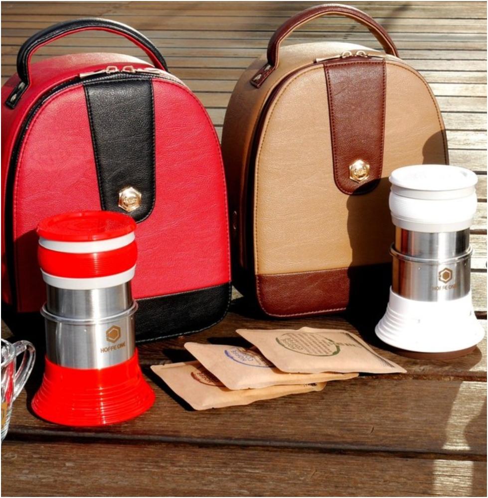 HOFFE隨身組合咖啡機(按上圖訂購)