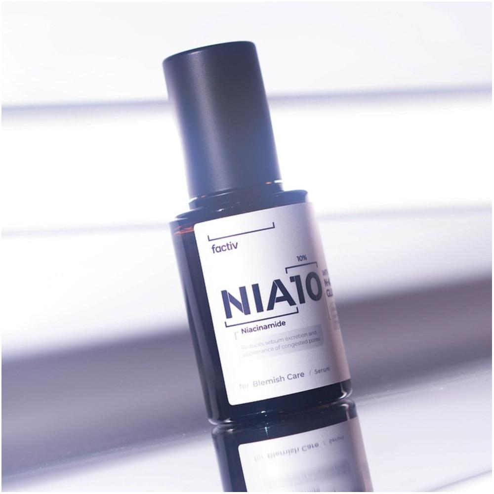 NIA10 控油消炎精華(按上圖訂購)