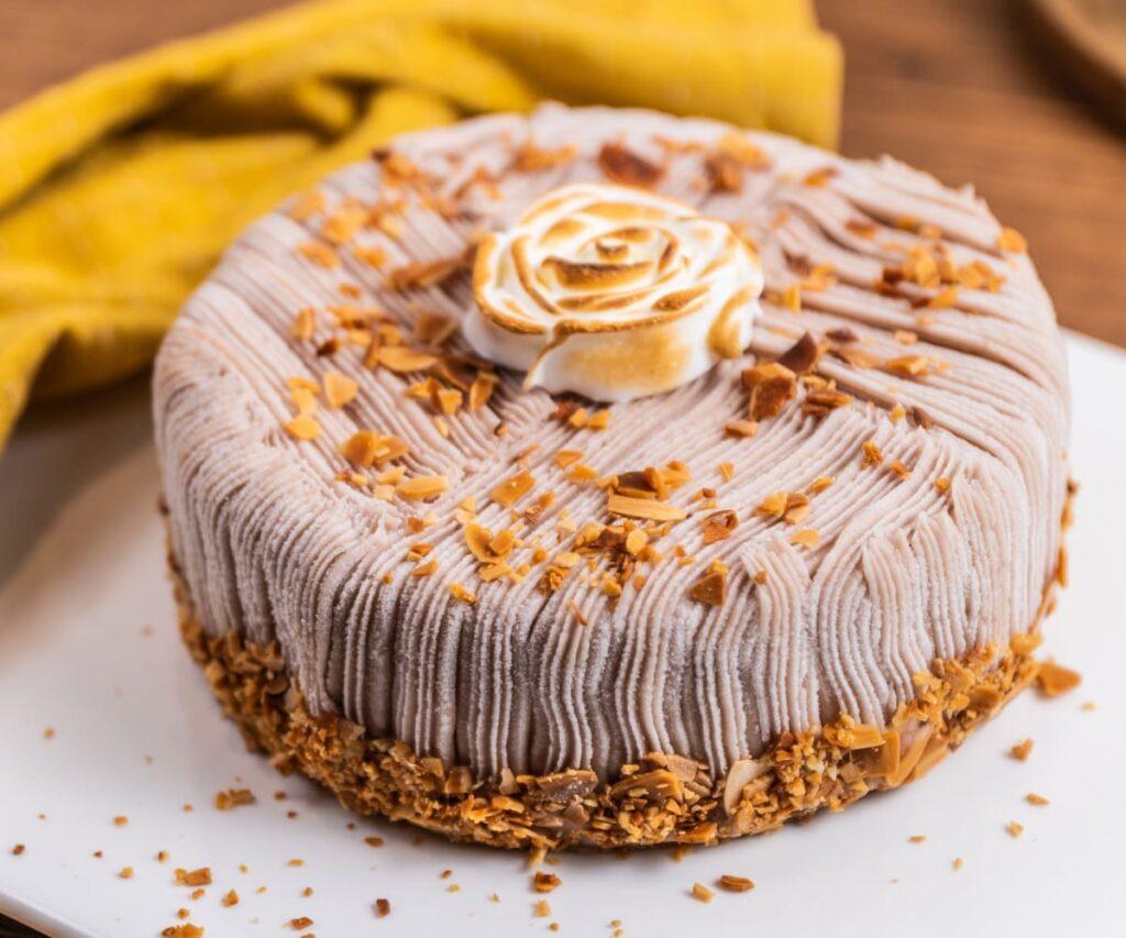 2021 網購芋頭甜點蛋糕:母親節芋泥蛋糕 ,可宅配
