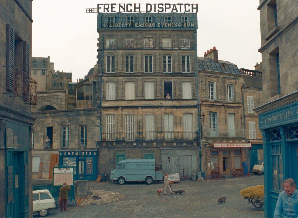 魏斯・安德森 The French Dispatch