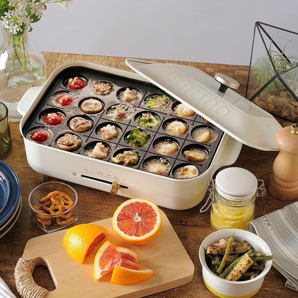 bruno電烤盤 章魚燒烤盤