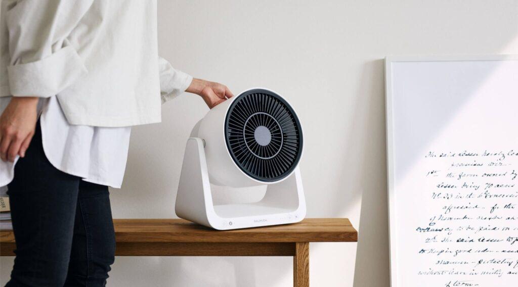 2021 必買日本小家電:balmuda 手提風扇 循環扇