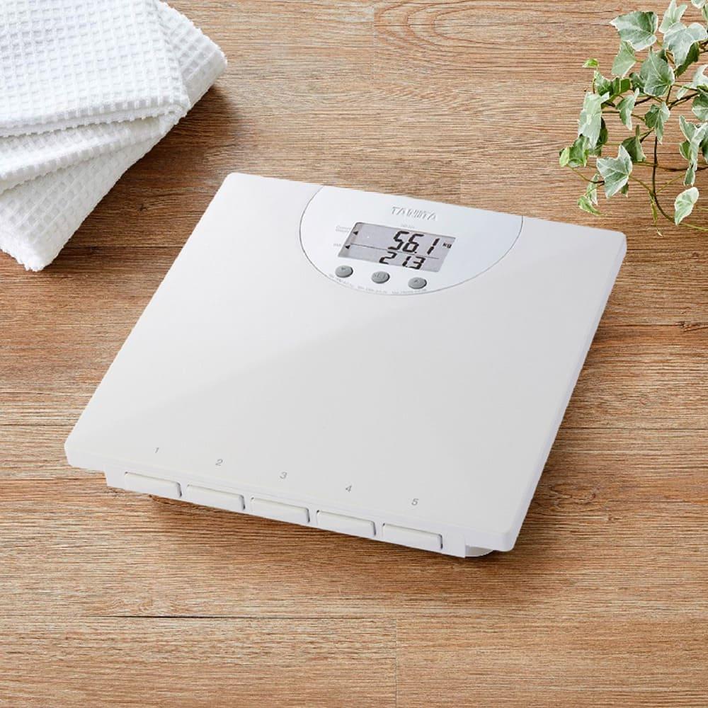 2021 必買日本小家電:tanita 體重計 BMI