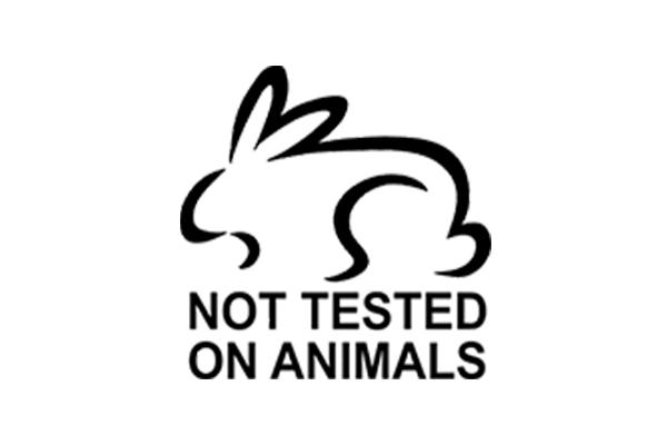 無動物實驗標章:Not Tested on Animals Rabbit