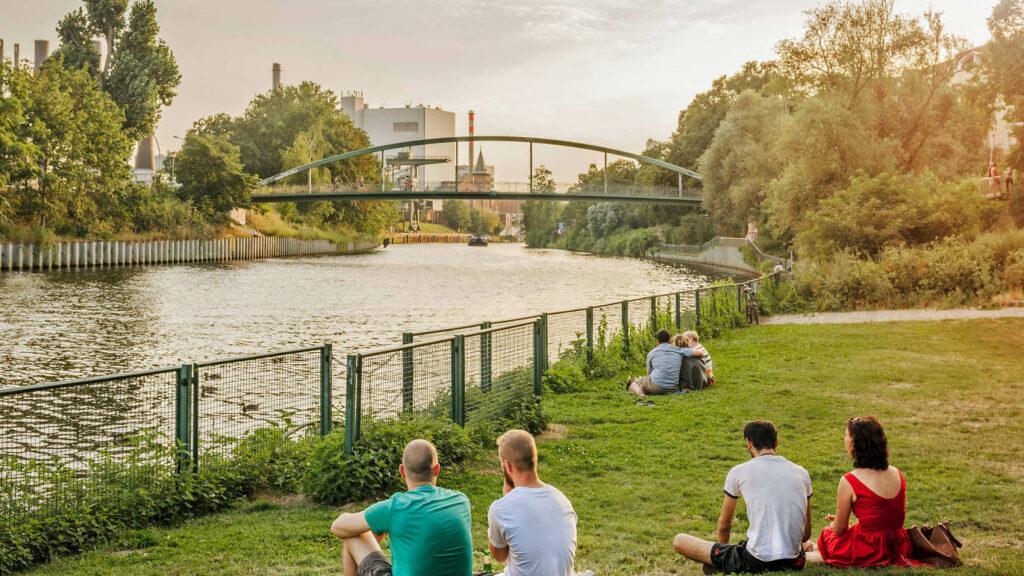 德國柏林威丁,位在德國柏林的西北部