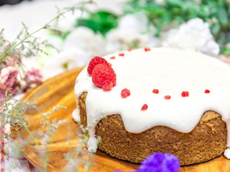 生酮蛋糕外觀和一般蛋糕並無不同
