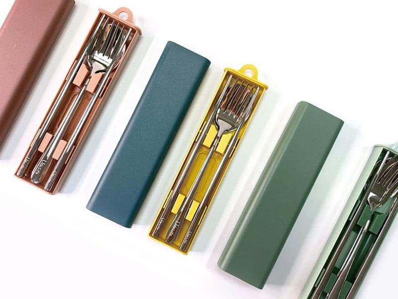材質比較:不鏽鋼環保餐具推薦 優多生活