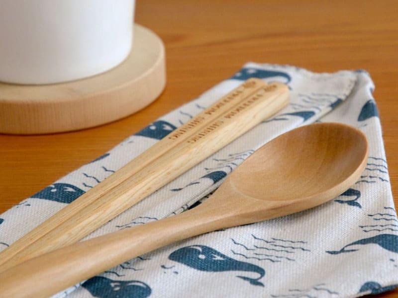 材質比較:木製環保餐具推薦 芬多森林
