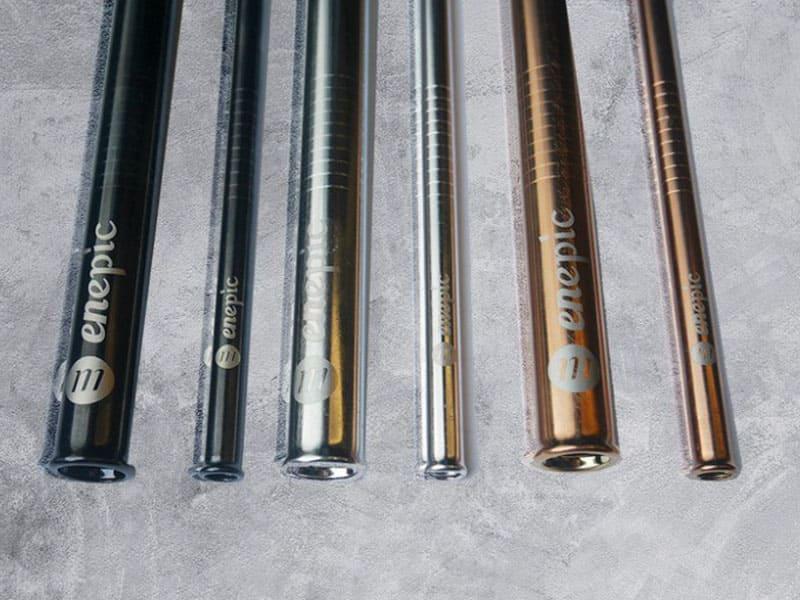 材質比較:不鏽鋼環保吸管推薦 癮皮客