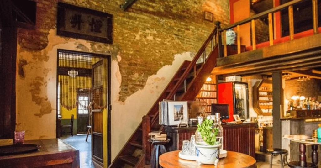 2021 台南旅遊推薦:台南特色老屋酒吧  - lola蘿拉冷飲店