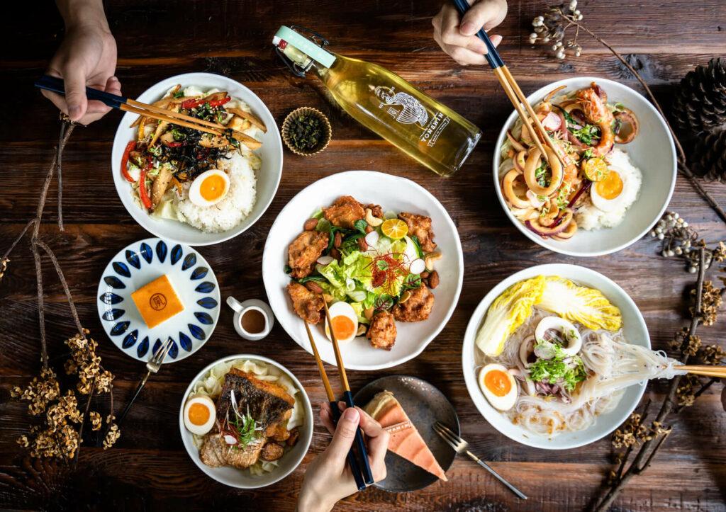 2021 母親節大餐推薦:永心鳳茶。來自台灣在地的好味道,打造充滿創意的台式料理