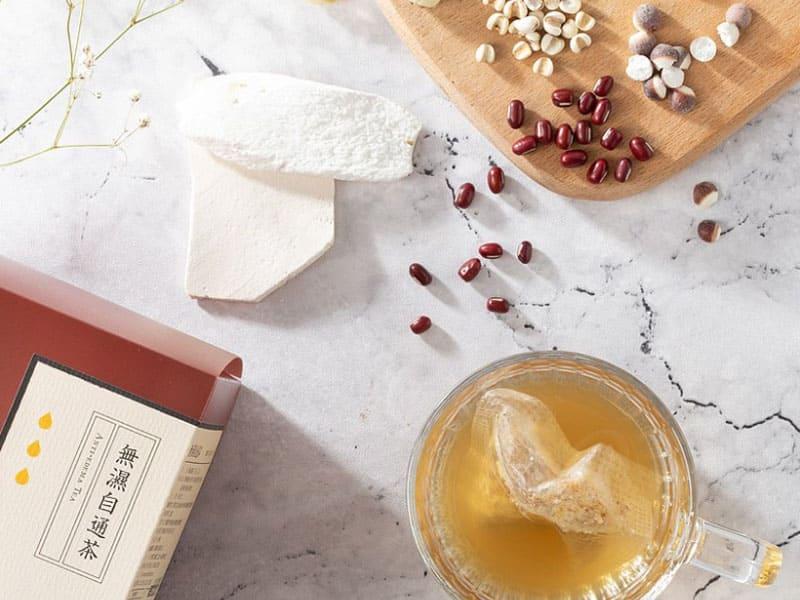 養生茶推薦-除溼茶 新譯漢方