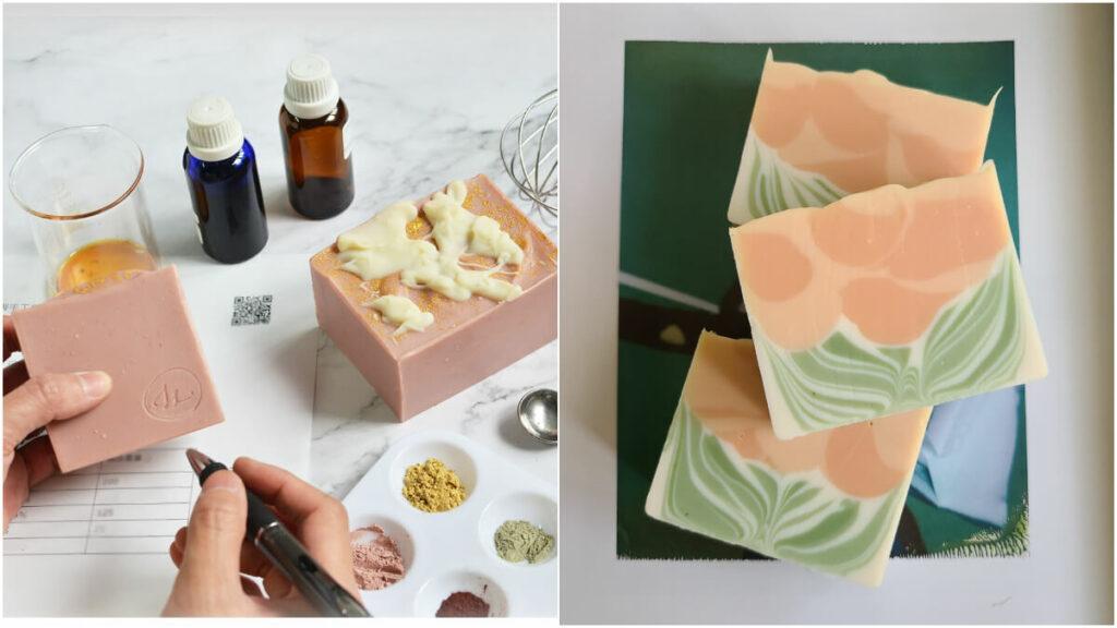 手工皂製作流程(圖解步驟、影片教學)