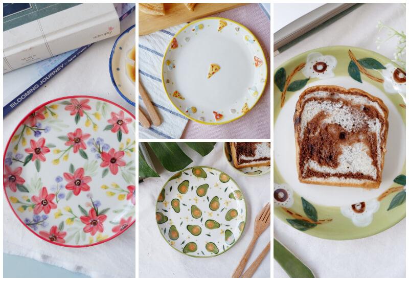 曼谷設計師週 Bangkok design week 餐盤品(陶製餐具 12cstudio)