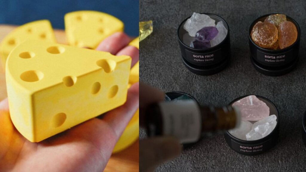 常見的香氛產品、室內擴香的正確使用方法