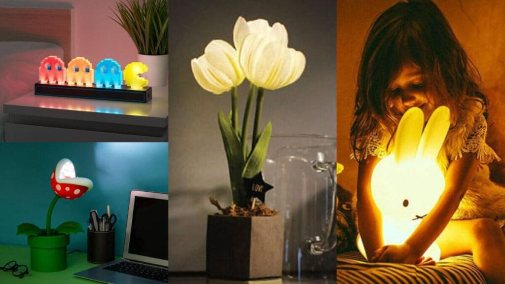 8 種造小夜燈推薦