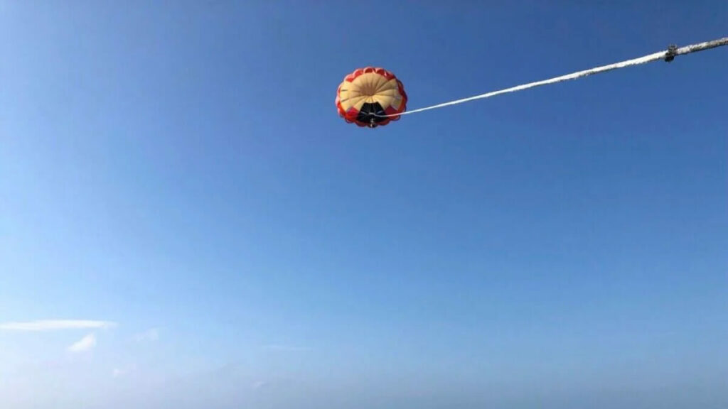 澎湖水上活動「海上拖曳傘」活動詳情&預約方式