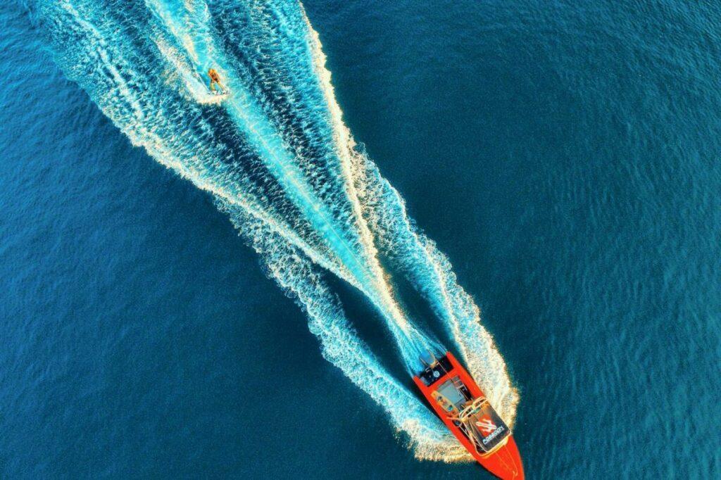 澎湖水上活動「極限寬板滑水體驗」預約