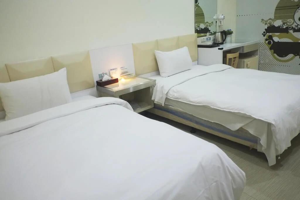 台北寵物友善旅館住宿推薦:寧夏夜市 賓王時尚旅店