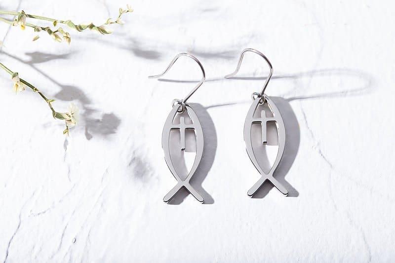 醫療鋼材質耳環
