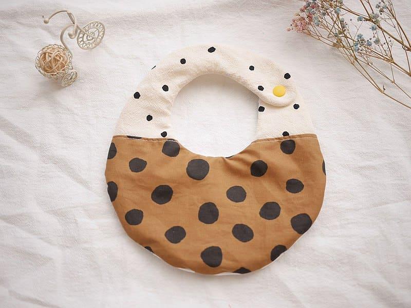背巾口水巾材質:六重紗