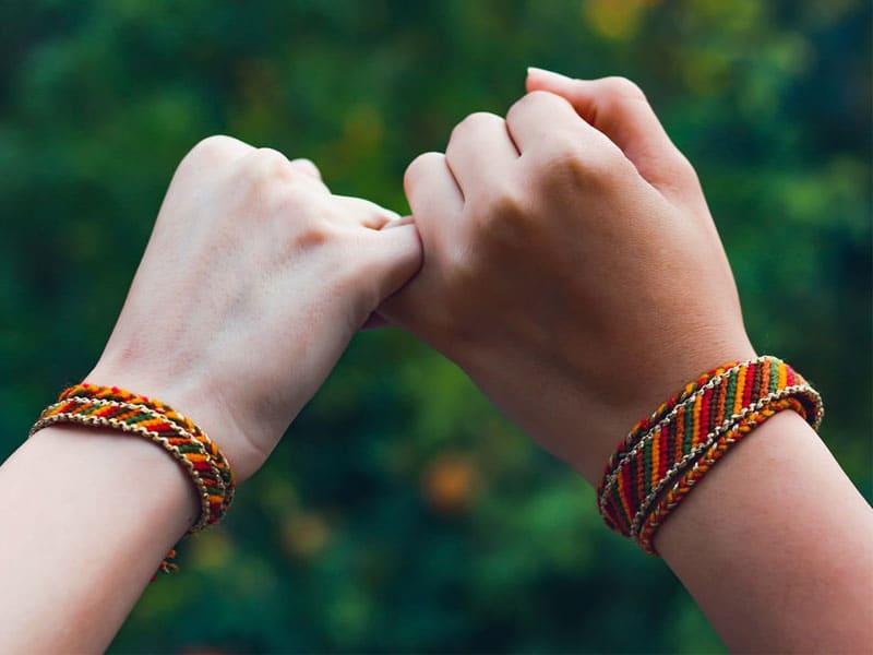 情侶手環/情侶手鍊很適合個性低調的戀人配戴