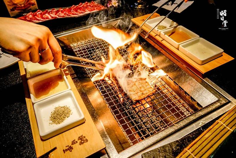 謝師宴餐廳推薦:朝日堂燒肉